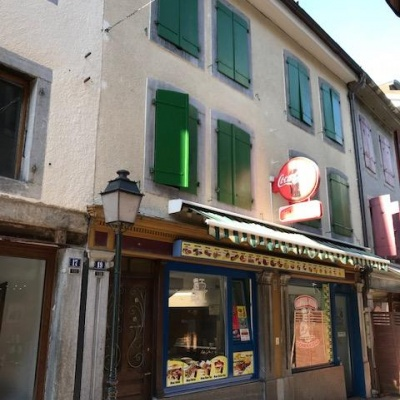 Aigle,Rue du Bourg 19,Vaud,Appartement,1157