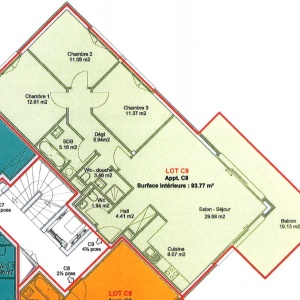 Aigle,Chemin des Dents-du-Midi 54C,Vaud,4.5 Rooms Rooms,Appartement,PPE