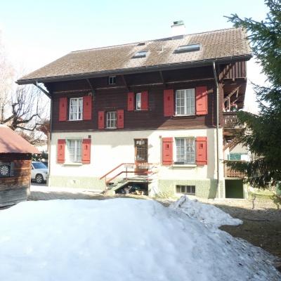 Leysin Chemin de l'Ancienne-Forge 12,Vaud,Studio,Florival,Chemin de l'Ancienne-Forge 12,1014