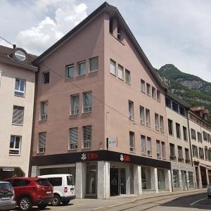 Aigle,Rue de la Gare 4A,Vaud,5 Rooms Rooms,Locaux commerciaux,1049