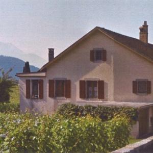 Chemin de la Scie 1,Vaud,Maison,1052