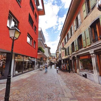 Rue du Bourg 11,Vaud,1 chambre Rooms,Locaux commerciaux,1065