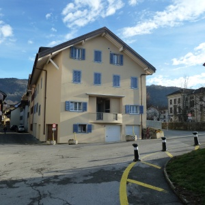 Promenade de la Grand-Eau 1,Vaud,35 Rooms Rooms,Appartement,1066