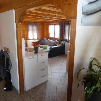 En la Mosse 5,Vaud,Chalet,1075